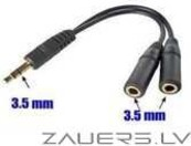 3.5mm Gold Plated Audio Stereo