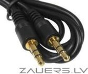 High Quality Gold Audio AUX Cable
