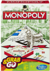 Galda spēle Monopoly Grab and Go
