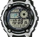 Casio Collection AE-2100W-1AVEF, 20 ATM (200m)