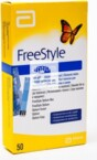 FreeStyle Optium Teststrēmeles N50