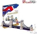 CubicFun 3D Puzzle Tower Bridge -