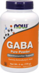 Now Foods GABA Pure Powder 170