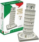 Cubicfun Puzzle 3D The   Leaning Tower