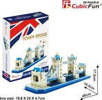 Cubicfun Puzzle 3D Tower Bridge 52pcs