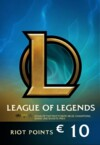 League of Legends Gift Card 10€
