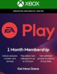 EA Play 1 month TRIAL Xbox