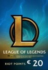 League of Legends Gift Card 20€
