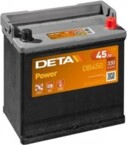 DETA POWER DB-450 12V/45Ah/330A 220x135x225