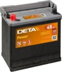 DETA POWER DB-451 12V/45Ah/330A 220x135x225 +/-