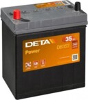 DETA POWER DB-357 12V/35Ah/240A 187x127x220 +/-