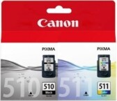 CANON PG-510/CL-511 Ink MultiPack 2970B010