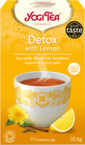 Yogi Tea Detox with Lemon (attīrošā