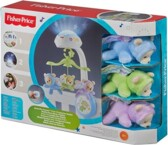 CDN41 Fisher Price Butterfly Dream Mobile