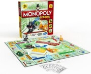 Hasbro MONOPOLY JUNIOR PARTY (LAT.VAL
