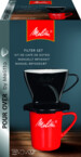 Melitta Pour over set 1x2 Black