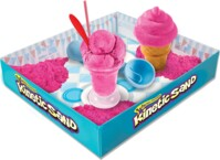 Kinetic Sand Ice Cream Treats Playset