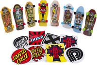 Spin Master Tech Deck FingerBoard, Retro