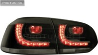 ProTuning Golf VI 08+ LED  smoke_R-Look